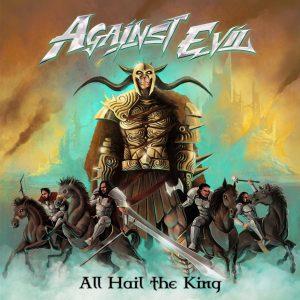 Against Evil Artwok