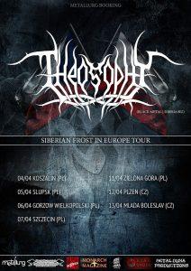 Theosophy tour