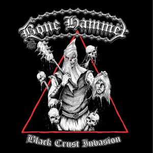 Bonehammer Black crust invasion