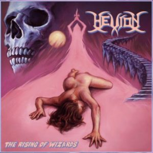 HELLION - The Rising of Wizards