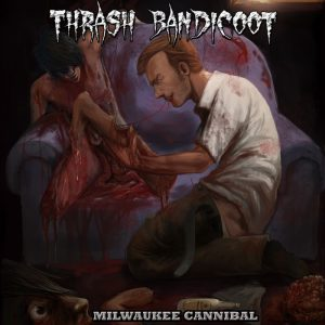 Thrash Bandicoot Artwork