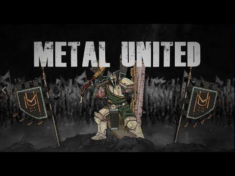 Metal United Lyric